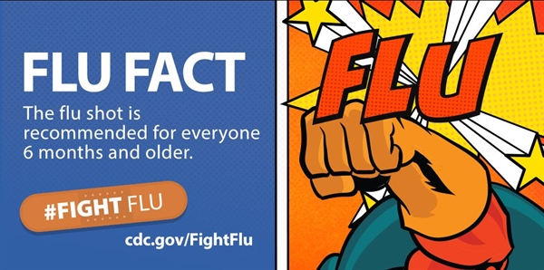 Now is the Perfect Time for Your Flu Vaccination
